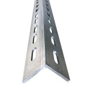 Hot Dipped Galvanized Processing Punched and Drilled Angular Steel Iron
