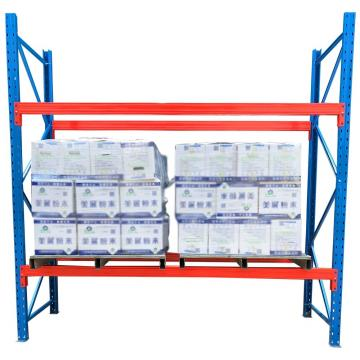 Heavy Duty Warehouse Storage Metal Pallet Stacking Rack