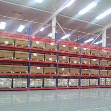 Industrial Mezzanine Floors Heavy Duty Steel Patform Racking System Floor /Mobile Shelving