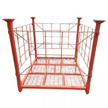 Commercial Kitchen Plastic Steel Cold Room Storage Rack for Restaurant