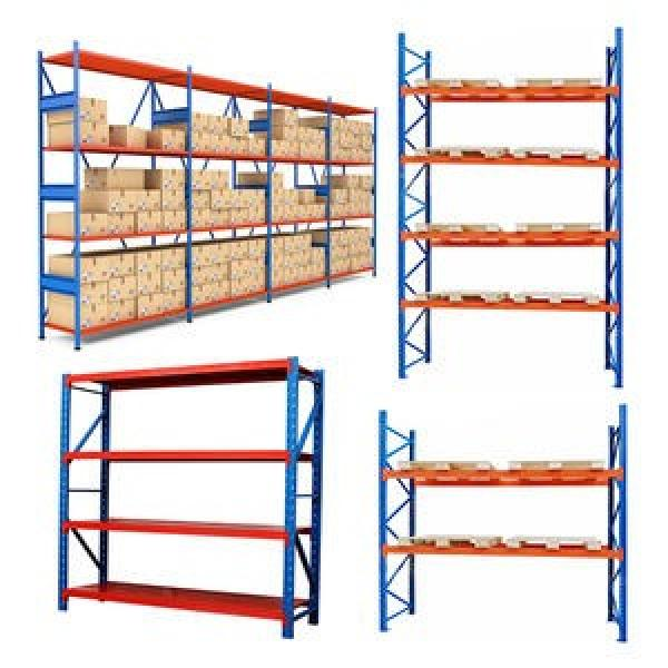 Nanjing Manufacturer Forklift Used Steel Cargo Containers Storage Shelves for Sale Adjustable Pallet Racking