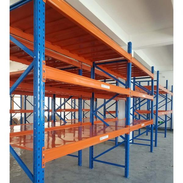Light Duty Vertical Expanding Structural Cold Room Storage Fabricated Rack