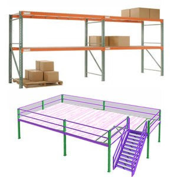 Industrial Steel Warehouse Garage Storage Shelves Pallet Racking System (Zhr276)