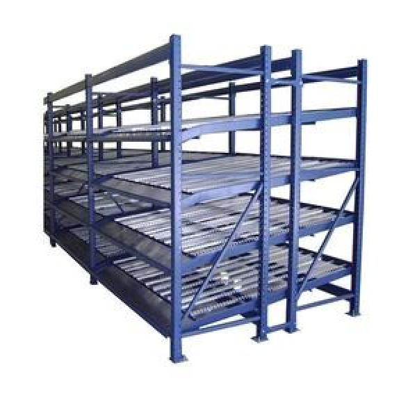 Light Duty Warehouse Yuanda Roller Pallet Storage Rack