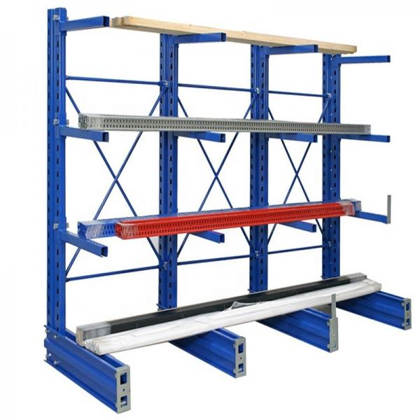 Automated Material Handling Storage Racking to Improve Production Efficiency
