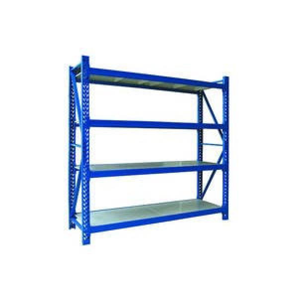 NSF & BSCI Certificate Adjustable 4 Tiers Commercial Heavy Duty Steel Warehouse Cargo Storage Wire Rack Shelf