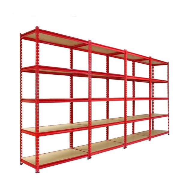 Heavy Duty Longspan Warehouse Shelf for Industrial Storage Solutions